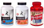 Витамины Nutri-Vet для кошек: 8 популярных видов, отзывы