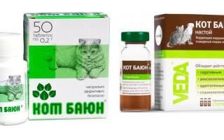 «Кот Баюн» для кошек: инструкция по применению капель и таблеток, отзывы, аналоги