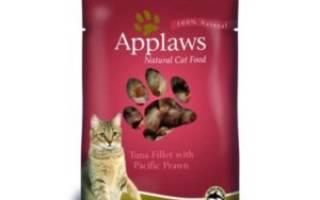 Корм для кошек Applaws — отзывы и советы ветеринаров